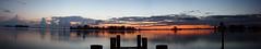 SUNRISE PANORAMA (R. D. SMITH) Tags: sunrise panorama dawn indianriver morning florida melbourneflorida brevaedcountyforida