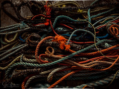 Lobster trap ropes...NS by spyromz -