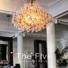 Restaurant Review: The Five, Berkeley, CA (Suzie the Foodie www.suziethefoodie.com) Tags: thefive restaurant restaurantreview berkeley california suziethefoodie