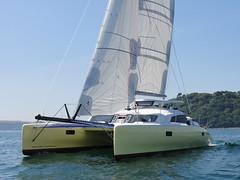 Dazcat 1195 (Dazcat Catamarans) Tags: dazcat 1195 d1195 cruiser cruiserracer catamaran cornwall compositeengineer racer racing yacht multihull multimarine multihullcentre millbrook plymouth sailing