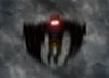 Mothman 'Those Eyes, I'll never forget those eyes!' (mysteries illustrated) Tags: johnkeel mothman