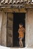 Kawardha - Chhattisgarh - India (wietsej) Tags: kawardha chhattisgarh india sony a100 zeiss sal135f18z 13518 sonnar13518za child boy door wietse jongsma bhoramdeo