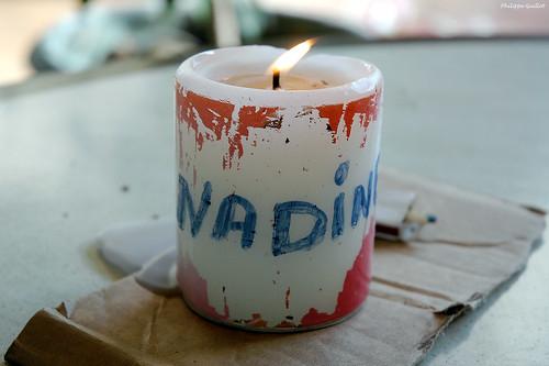 Hommage à Nadine Savrimoutou