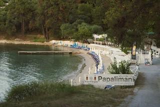 Papalimani beach