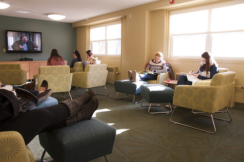 McClellan Student Center and Lounge
