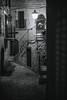 Fontecchio (mripp) Tags: retro vintage old city urban stadt village laquita fiontecchio black white mono monochrom night nacht heritage preservation reconstruction crisis kulturerbe leica m10 summicron 50mm