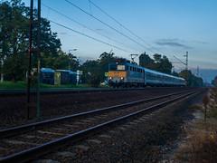 PA106973 (Dreamaxjoe) Tags: railway sunrise surroundings