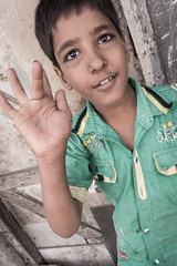 Mumbai - Bombay - Dharavi slum tour-10