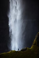 Haifoss (FredConcha) Tags: iceland haifoss waterfall landscape alone nature light fredconcha nikon d800 rocks 1635