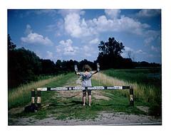 Meaningful waste (Piotr Skibiński) Tags: polaroid land camera 250 fujifilm fp100c fp 100c instant instantphoto photography analog analogue waste water landcamera snapitseeit fotografia natychmiastowa marnowanie wody filmphotography