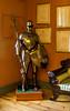 suit of armour - palmse manor, estonia