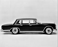 Mercedes-Benz 600 Der Grosse Mercedes/Grand Mercedes (1963-1981) (aldenjewell) Tags: mercedes benz 600 der limousine 1963 1981 factory press photo grand grosse