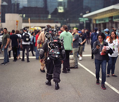 P67_101717_08 (Mark Dalzell) Tags: pentax p67 6x7 120 220 slr camera kodak portra 400vc 400 vc film 2017 new york comiccon nycomiccon javits convention center ghostbusters