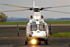 G-NHAA AS365 DAUPHIN GREAT  NORTH AIR AMBULANCE (toowoomba surfer) Tags: helicopter aviation ncl egnt medical airambulance