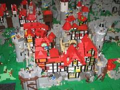 HRO_IV_Burg1iii (Zeï'Cygaïn) Tags: lego classic castle puzzling scapes pcs spielidee rostock 2017 tudor