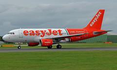 G-EZIW (b) 06/10/17 Manchester (EGCC) (Lowflyer1948) Tags: geziw airbus a319111 061017 manchester easyjet