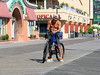 I Gotta Stop And Check My Phone (Multielvi) Tags: atlantic city new jersey nj shore boardwalk man guy dude bicyle bike bare chest shirtless candid stphotographia