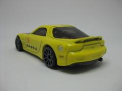 '95 Mazda RX-7 (nissanskyline) Tags: 95 mazda rx7 hot hotwheels diecast mattel