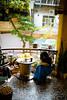 Trang (Dino Ngo   +84-936366238) Tags: dino ngo dinongo portrait portraiture girl lady autumn cafe books book