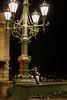 A Danube bridge scenery (Yannis Raf) Tags: canoneos 6d canon6d ef24105mmf4 danube budapest hungary girl lights night nightphotography nightlights people mood scene