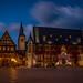 Quedlinburg. Marktplatz