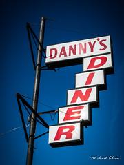 Danny's Diner (makleen) Tags: binghamton broomecounty dannysdiner diner newyork populuxe sign signs vintagesigns