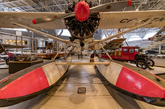 Floater (Kevin Tataryn) Tags: float plane air aviation museum ottawa canada nikon d500 tokina 1116 wide angle