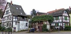 Bad Vilbel Fachwerkhäuser (wernerfunk) Tags: