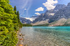 Athabasca River (Reddad Ford) Tags: 2017 alberta banff jasper july lake lakelouise moraine mountains animals glacier