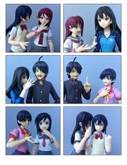 Can You Keep a Secret? (Sasha's Lab) Tags: secrets gossip teen girl boy figma action figure toy htitft comic