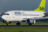 Boeing 737-500 airBaltic YL-BBM cn 26680/2366 (Guillaume Besnard Aviation Photography) Tags: eham ams amsterdamschiphol schipholairport pold polderbaan canoneos canoneos1dsmarkiii canonef500f4lisusm plane planespotting airplane aircraft boeing 737500 airbaltic ylbbm boeing737500 cn266802366 boeing737 airbalticcom