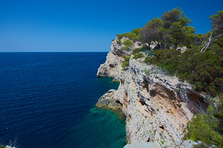 Croatian Cliff