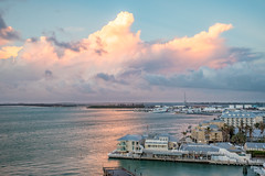 Sunset Comes to Key West (jeff_a_goldberg) Tags: hdr mallorysquare keywest royalcaribbean sunset empressoftheseas florida unitedstates us gulfofmexico