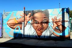 Street Art in Bushwick, Brooklyn, NY. (scats21) Tags: bushwickcollective jeffhenriquez