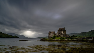 Moody Scotland summer
