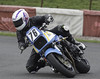76 Ian Morgan Suzuki 1100 (madktm) Tags: 76 ian morgan suzuki 1100 2017 darley moor classic formula 125 championship the hairpin 8 oct