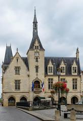 Libourne, FR   City Hall (1 of 1) (vern Ri) Tags: bordeaux france