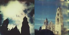 Addolorata / Ma Église, Matin (underthewaves) Tags: lamisión impossibleproject polaroid misióndesanfranciscodeasís missiondolores california 2013 sanfrancisco explore