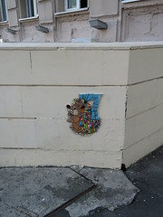 Streetart in Odessa (kalevkevad) Tags: odessa odesa flickr ukraine streetart street public urban art graffiti