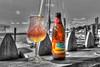 Cocktails - Fishy Fishy Restaurant-Southport, NC 04106 (Emory Minnick) Tags: cocktails carolina nirth southport fishyfishy sailboats summerfun