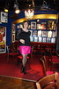 London 04/10/17 (Victoria HS) Tags: hot horny wet sexy tv girl tgurl tranny transvestite transgender cd crossdresser pink skirt tights black blouse gillet fur heels pvcskirt ankleboots leather