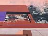 Jim Harris:Colony VIII Detail. (Jim Harris: Artist.) Tags: art painting peinture acrylic landscape abstractart contemporaryart architecture sky himmel konst kunst kunstzeitgenössische künstler