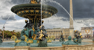 Plaza de la Concordia de París