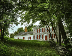 Knox Headquarters (jsleighton) Tags: historic house knox headquarters grass trees newburgh