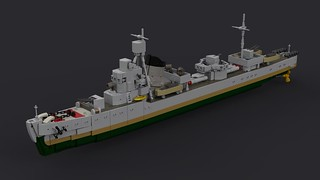 Fullgore Class Destroyer