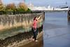 DSC_6226 (Leechy8) Tags: birkenhead tightrope walker dangerous liverpool liverbuilding portofliverpoolbuilding cunardbuilding dock balance