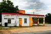Old Filling Station - Anderson S.C. (DT's Photo Site - Anderson S.C.) Tags: canon 5d 24105mml lens andersonsc upstate south carolina downtown uptown vintage gasoline filling station auto car wash business street archaic ancient antique southern america usa