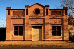 Power House (Darren Schiller) Tags: abandoned architecture ärtdeco building closed derelict disused decaying deserted empty electricity facade history heritage industrial infrastructure molong newsouthwales old power rural rustic smalltown vintage