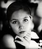 Eve (-Shellseeker-) Tags: d800e girl blackandwhite nikon portrait audrey hepburn