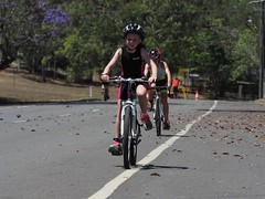 "Avanti Plus Duathlon, Lake Tinaroo, 07/10/17-Junior Race • <a style=""font-size:0.8em;"" href=""http://www.flickr.com/photos/146187037@N03/37567775501/"" target=""_blank"">View on Flickr</a>"